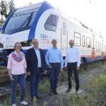 Ostnetz der S-Bahn Hannover