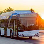 Urbino 12 electric verstärken Barcelonas Busflotte