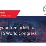 Kostenfreie Tickets für den ITS-Weltkongress