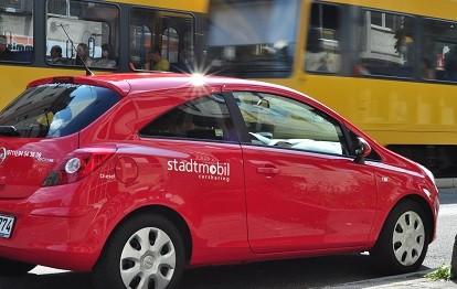 Bild: stadtmobil Stuttgart