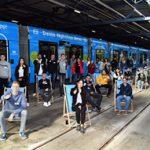 Berufslaufbahn bei den Stadtwerken Augsburg