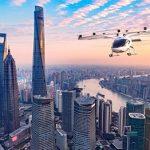 Joint Venture von Volocopter und Geely bestellt 150 Volocopter