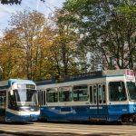 Zukunftsbild ÖV 2050: Zürichs Zukunft rollt an