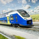 Neuer Doppelstockzug für Expresskreuz Bremen-Niedersachsen