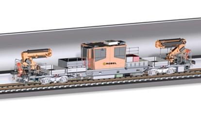 Die Robel Bahnbaumaschinen GmbH (Robel) liefert an die Stadtwerke München GmbH (SWM) bis Mitte 2024 sechs vierachsige Arbeitsfahrzeuge für Tunnel-Bauarbeiten.