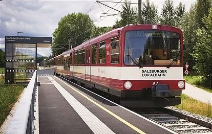 Salzburger Lokalbahn (Bild: Salzburg AG)