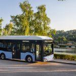 Weltpremiere des Solaris Urbino 9 LE electric