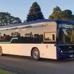 Siemens-Ladeinfrastruktur für australische E-Busse