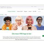 Weiterentwicklung der VRR App